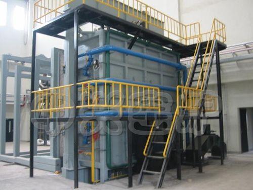 垂直实验炉