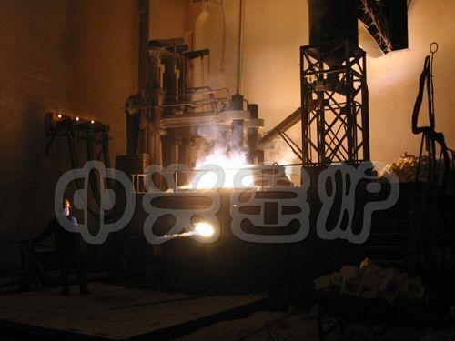 高温电熔窑
