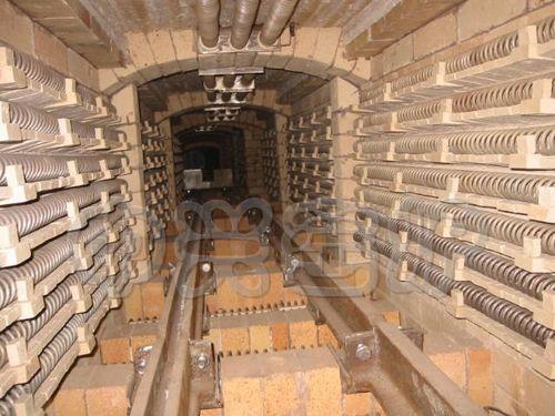 隧道式电炉
