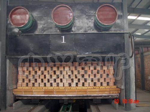 3.4m砖瓦隧道窑